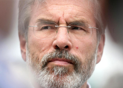 Bedtime Stories from Hell:  Gerry Adams vs. Dolours Price.