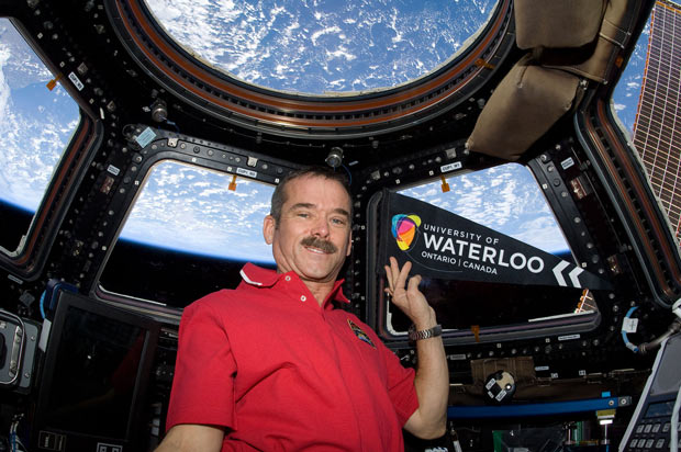 Irish American News – Beam Me Up:  Chris Hadfield Makes Children of Us Once More