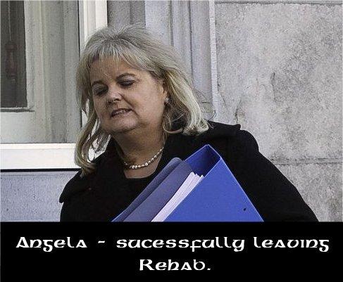 Angela Kerins - Rehab