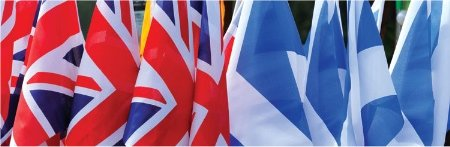 The Scottish Referendum– and Why it's None of My Business