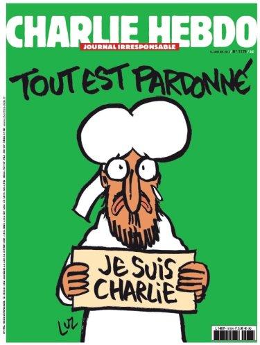 Je Suis Charlie Tout Est Pardonne