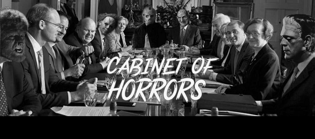 Norman Bates, Freddy Krueger, Enda Kenny & Me
